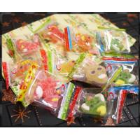 迪士尼紙袋裝入頂級萬聖節主題軟糖10顆裝