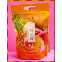 南台灣古道的小巧手提式伴手禮之台灣三寶酥(蛋奶素)-280g一包
