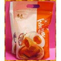 南台灣古道的小巧手提式伴手禮之蛋黃酥Q餅-260g一包