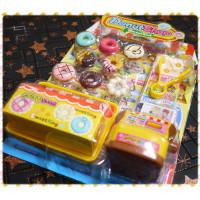 各行業職人主題家家酒套件組-真的超豪華精緻版-日式甜甜圈專賣店