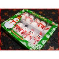 雪白的聖誕夾心棉花糖20顆裝(超可愛的包子造型棉花糖)