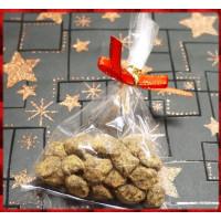 甜蜜蜜的黑糖塊裝入可愛的糖果小物盒