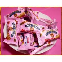 蔓越莓口味的正宗元祖牛奶燕麥巧克力一台斤裝-源頭直接供貨