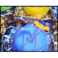 不需發射器就可盡情享受戰鬥陀螺戰鬥的可拆解陀螺