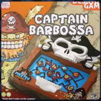客製限量款正營業用70洞洞樂外附海盜船長奪寶桌遊一套(限量10組)