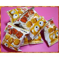 道地台灣老工廠的烤動物餅乾(牛奶風味)10小包裝