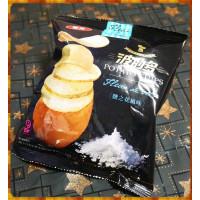 華元波的多洋芋片鹽之花風味約20g