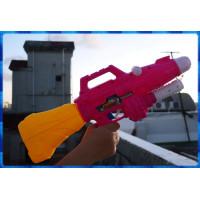 超可愛卡賓步槍型氣壓連續發射型水槍400cc裝水量