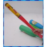 62公分長的棒球棒含一顆塑膠球