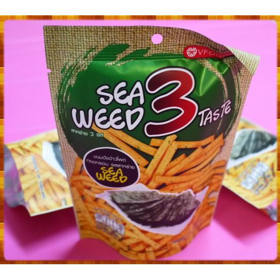 真空包裝保持新鮮的玉米薯條(單包報價)海苔風味