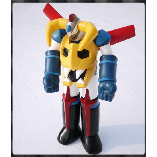 塵封再現-1988年款日本大空魔龍GAIKING40公分高大型收藏級公仔-全新品老件