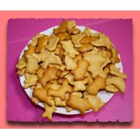 正宗台灣製動物餅乾1斤裝-不加鹽