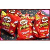 Pringles品客一口脆洋芋片(原味)-美商家樂氏公司貨6包裝