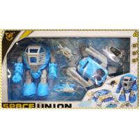 禮盒款科幻電影主題機器人戰鬥套件