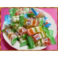 韓系彩虹手造軟糖一台斤裝