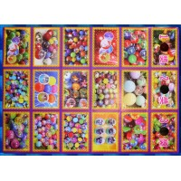 營業用級特大18洞全扭蛋主題洞洞樂-正版扭蛋玩具