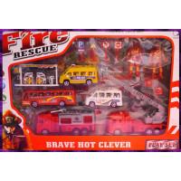 消防隊主題家家酒全套禮盒組