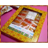古老的橡皮糖加涼糕條抽抽樂-台灣製作台灣原料