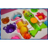 就是要寵您的小寶寶的10件式玩水玩具組(100%無毒材質)
