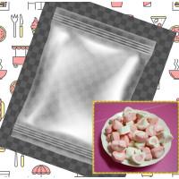 60小包裝3公分粉紅愛心棉花糖(3+1顆一包裝)