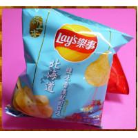 20元賣Lay's樂事北海道鹽味香濃起司口味(單包報價)