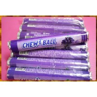 15元賣霹靂球脆皮葡萄軟糖可吞口8條裝