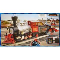 作為模型也絕對超棒的超級擬真復古火車頭(可噴氣喔)