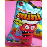 超mini的孔雀餅乾-正乖乖公司貨辛香黑胡椒(單包報價)