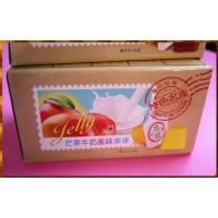 文創禮盒款-芒果牛奶風味蒟蒻果凍(台灣製造)單盒報價