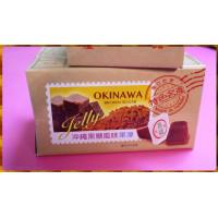 文創禮盒款-沖繩黑糖風味蒟蒻果凍(台灣製造)單盒報價