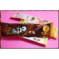 77乳加濃黑巧克力杏仁增量50%迦納可可單條裝-限定口味