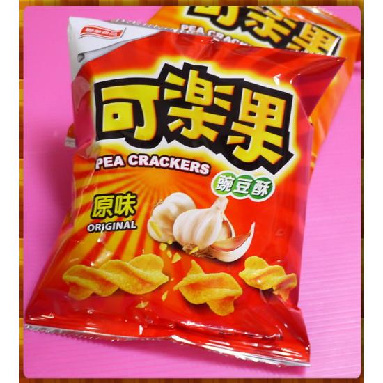 10元賣可樂果豌豆酥原味口味(24包一箱裝)
