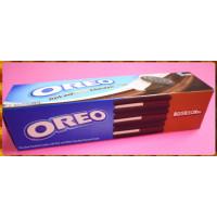 OREO奧利奧黑白巧克力口味夾心餅乾