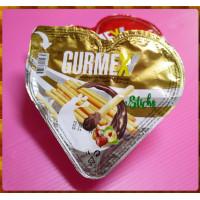 GURMEX愛心盒造型的烤餅乾加榛果巧克力拌醬約40g一組