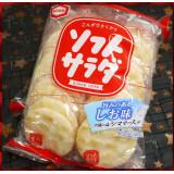 龜田沙拉口味米菓10小包148..
