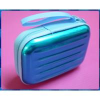 超可愛仿鋁合金行李箱的小物盒