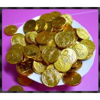 3.5公分吉祥金幣巧克力(約200顆裝)